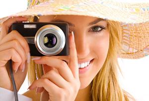 Webdesign und Fotografie